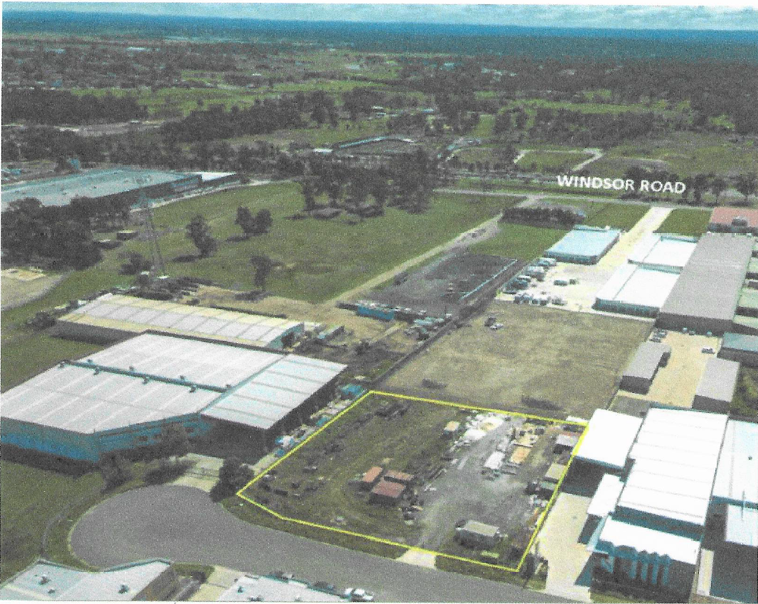 Mulgrave Industrial Development